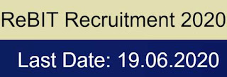 Sarkari Job Alert: ReBIT Recruitment 2020 For Senior Technical Architect Posts | Sarkari Jobs Adda 2020