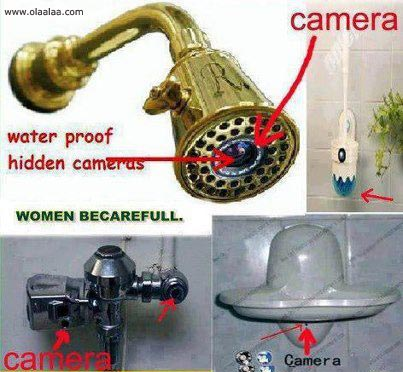 hidden camera shower pictures