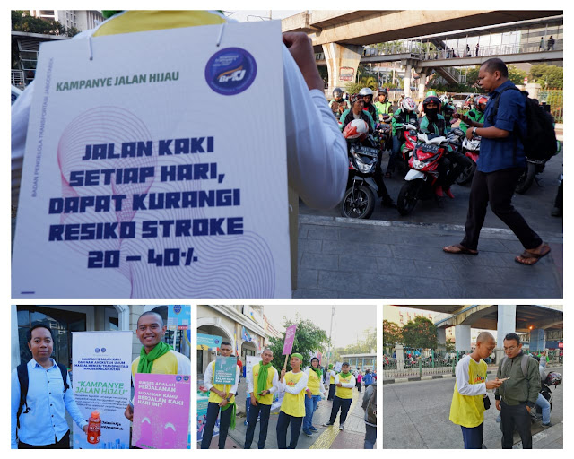 Kampanye #JalanHijau