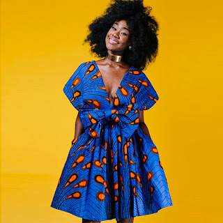 African clothing and African dresses online on Zuvaa.com