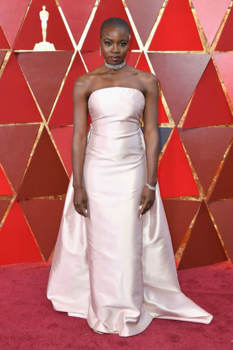 The best looks from the Oscars 2018 Danai Gurira