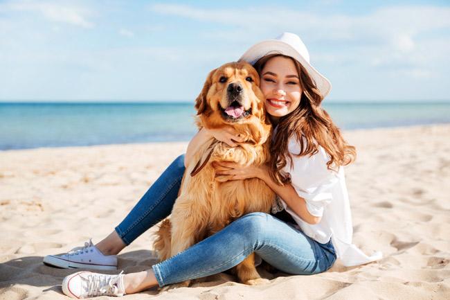 Jak dbać o psa w upały?