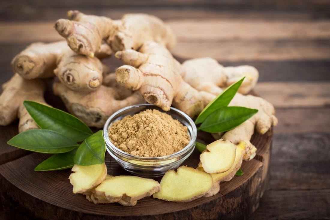 ginger, health