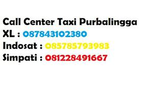 Taksi Purwokerto Purbalingga