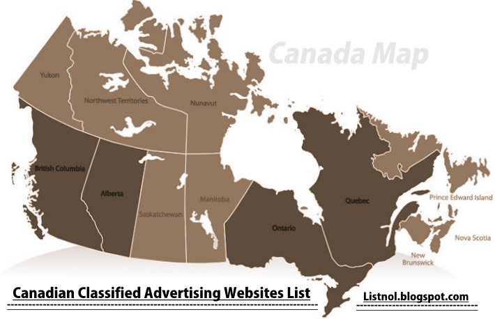 20 Most Popular Canadian Classified websites : Post Free Ad In 20+ Sites