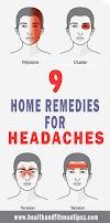 9 Home Remedies for Headaches – Headache Relief That Works