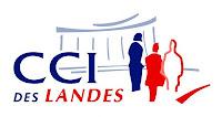 CCI des landes logo