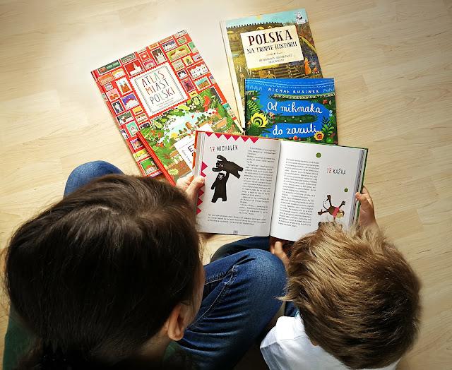 Czytam z dzieckiem. Nasze książkowe hity o Polsce dla starszaka #1
