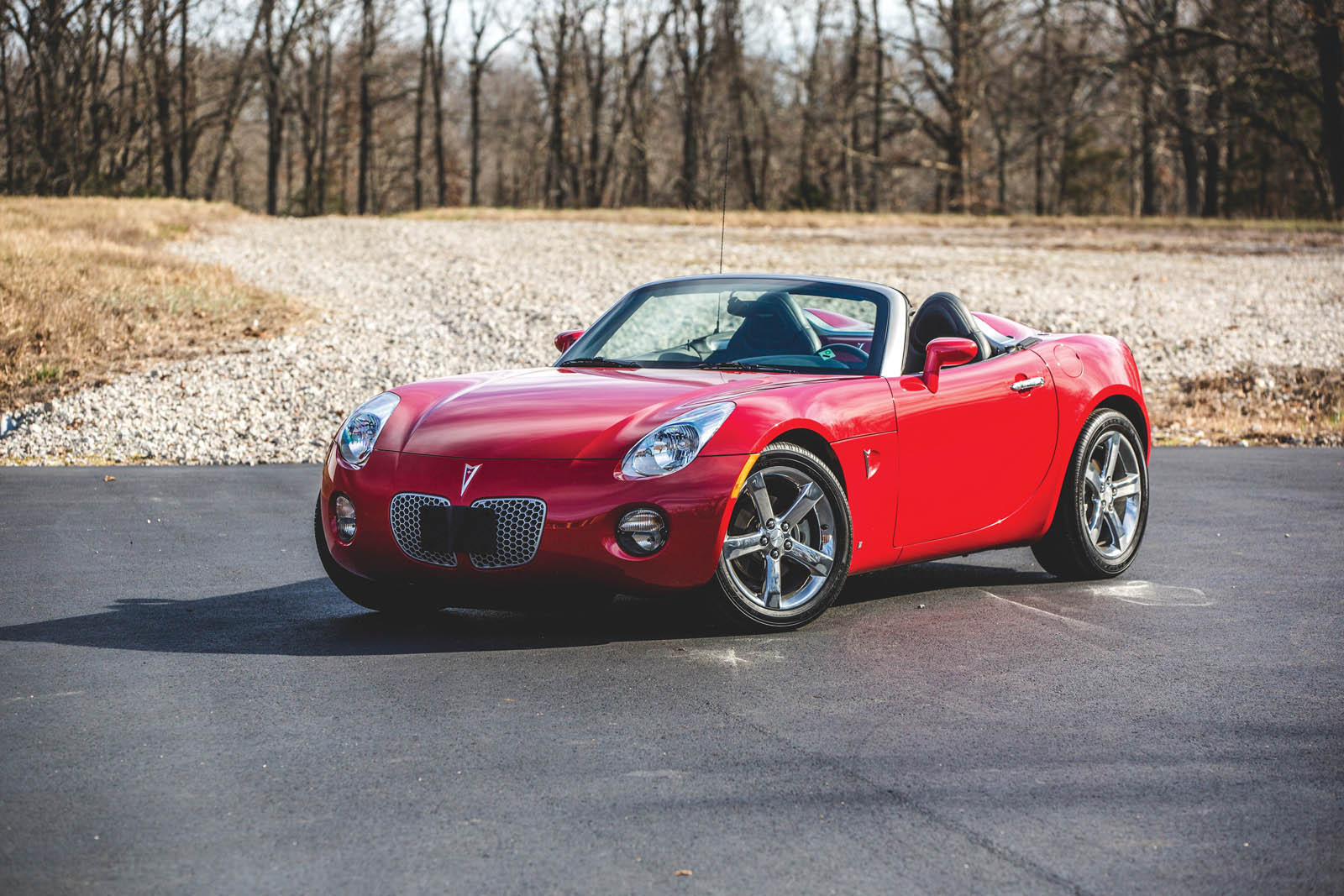 100 Hot Cars 187 Pontiac Solstice