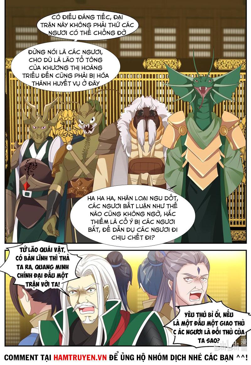 Tu La Võ Thần Chương 302 - Vcomic.net