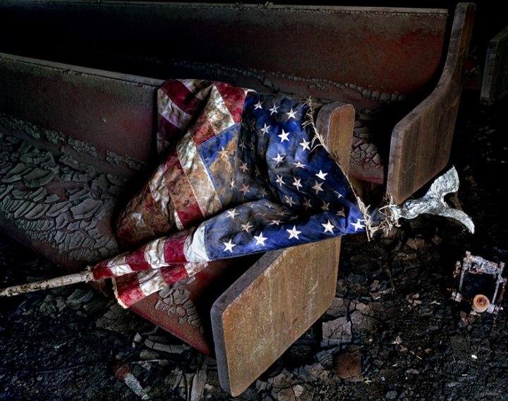John Rosenthal, Photographer - Flag