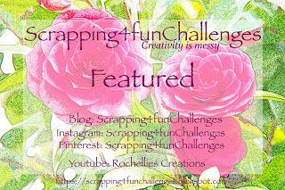 Création en vedette Challenge #193