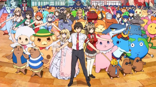 amagi brilliant park kyoto animation