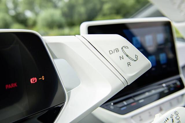 Volkswagen ID3 - interior