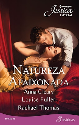 NATUREZA APAIXONADA - Anna Cleary, Louise Fuller & Rachael Thomas