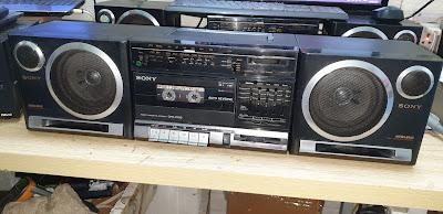 Sony cfs 1110s