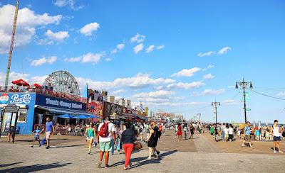 Pequenos Americanos #07: Mistério em Coney Island - Final