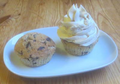 Amarula-Muffin und Amarula-Cupcake