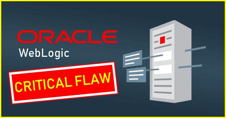 Hackers Actively Exploiting a Critical Oracle WebLogic Vulnerability (CVE-2020-14882)