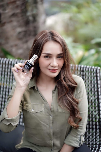 Kali ini aku mau bahas serum Lancome  Advanced Genefique Microbiome yang memang lagi bany Review Lancome Advanced Generfique