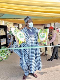 Ogun  Govt Commissions Agroshop