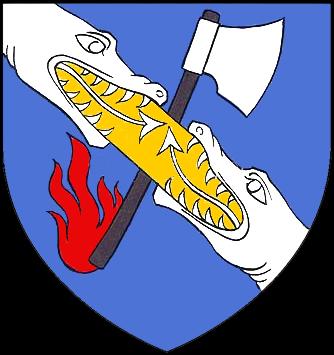 Dragons des points cardinaux  Wappen_Sankt%2BLeonhard%2Bam%2BHornerwald