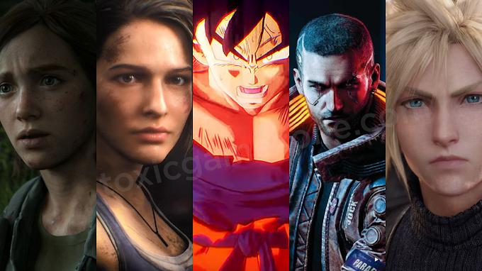 5 Game Yang Wajib Kalian Punya di Tahun 2020