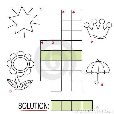 crosswords for kids age 6 pdf
