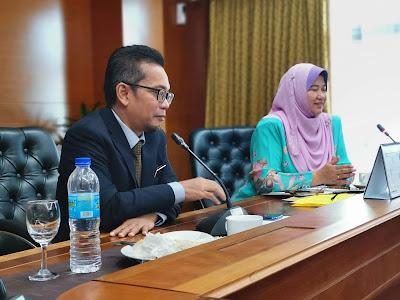 25 Ikon Pendidikan Bertemu KPPM Datuk Amin Senin. Ini Motivasi Untuk Cikgu Malaysia!