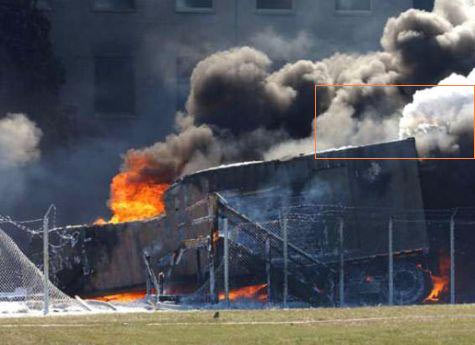 Balogun Market in Lagos is on fire