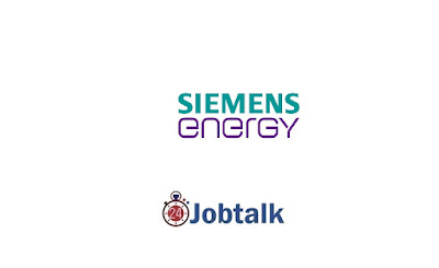 Siemens Energy | EGTA Virtual Winter Internship