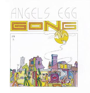 Gong  - 1973 - Angels Egg