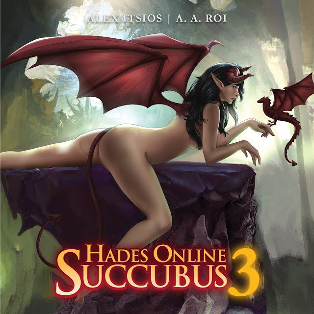 Hades Online: Succubus 3 Cover Update Featured Image