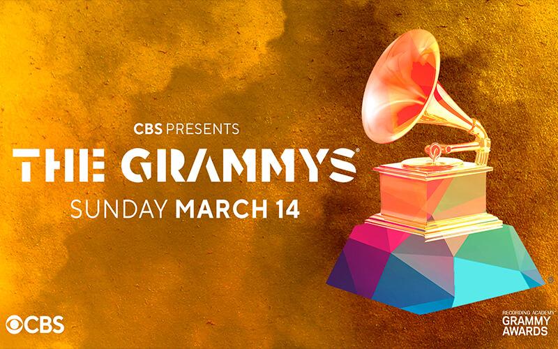 Premios #Grammy, se entregarán el 14 de marzo