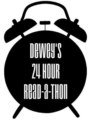 Image result for dewey's 24 hour readathon 2018