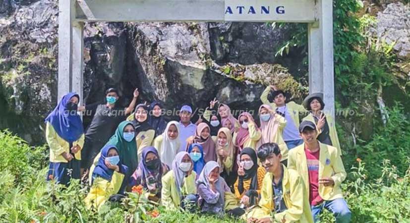 Ketiga, Tempat Wisata yang Terbaru 2021 di Sumatera Barat yaitu Ngalau Kalam (Goa Gelap).