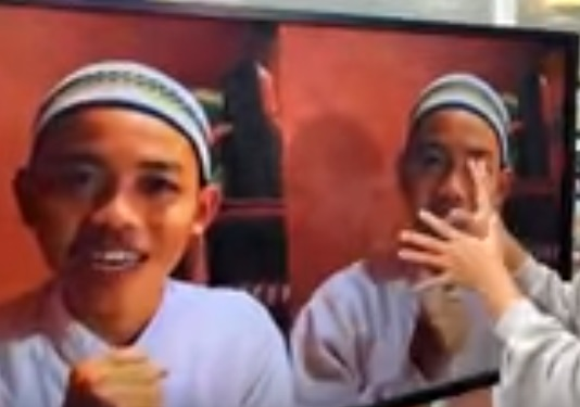Santri Peramal Fikri Yang Menjadi Kenyataan Prabowo