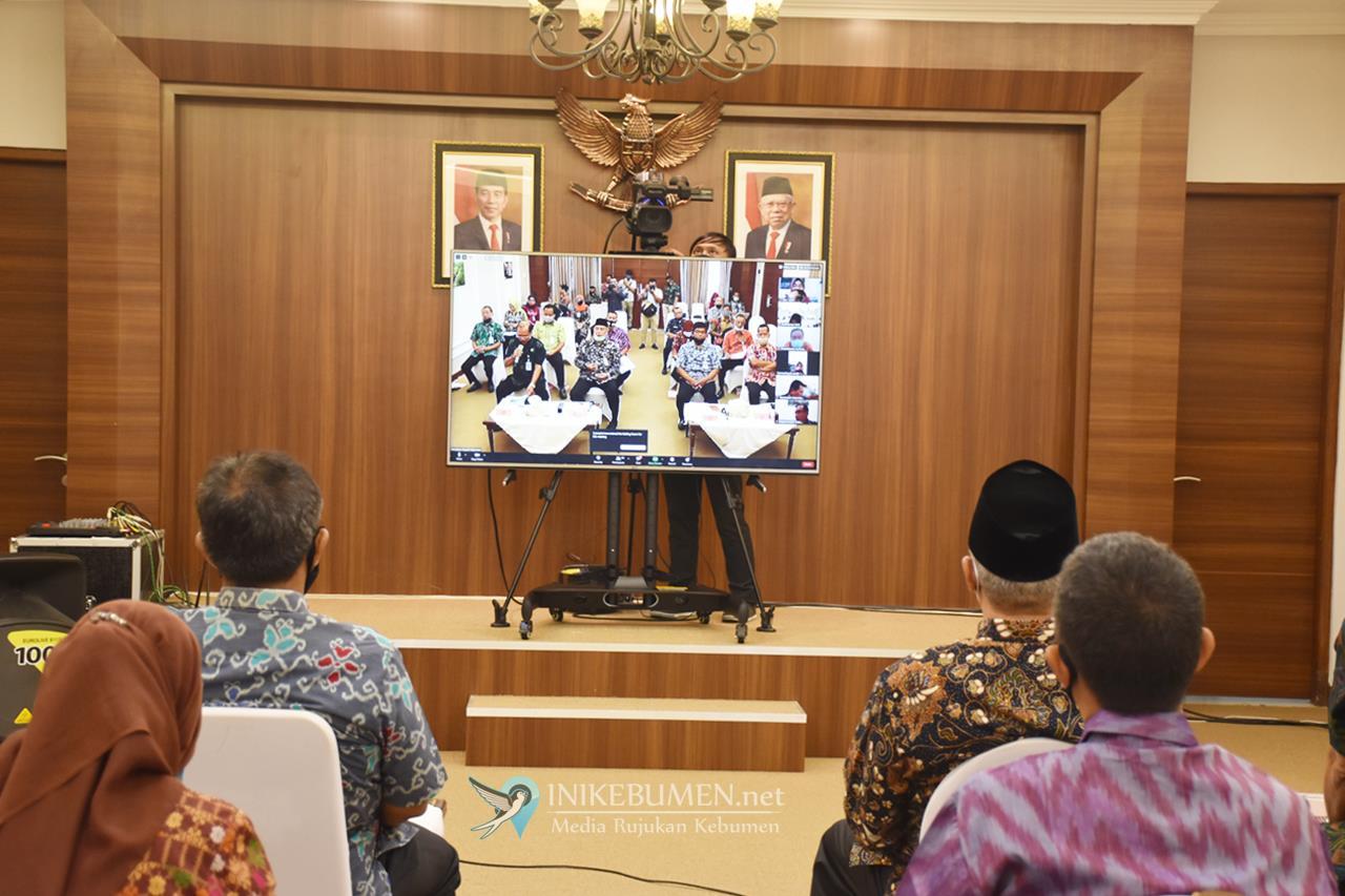 Jelang Pilkada, Bupati Kebumen Ingatkan Netralitas ASN