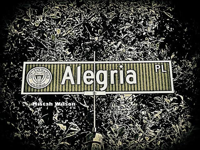 Alegria Place, San Marino, California by Mistah Wilson