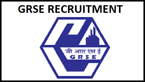 GRSE Apprentice Recruitment 2020