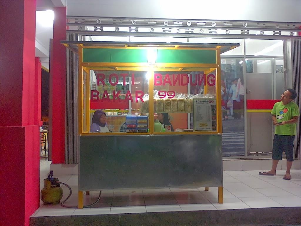 Roti Bakar Bandung 99
