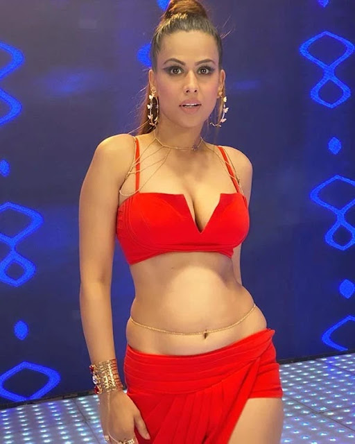 Nia Sharma's red hot avatar from new music video Do Ghoont makes fans crazy Navel Queens