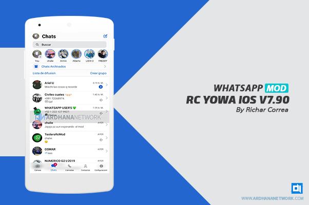 RC Yowa iOS V7.90 By Richar Correa