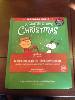 Recordable Christmas Books.Across The Avenue Hallmark Recordable Story Book And Giveaway