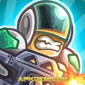 Free Download Game Iron Marines MOD APK + Data OBB Terbaru