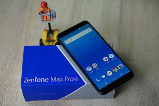 2 Cara Flashing Asus Zenfone Max Pro M1 Tanpa PC