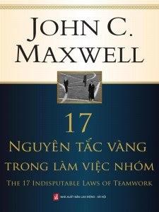 17 Nguyên Tắc Vàng Trong Làm Việc Nhóm - John C. Maxwell