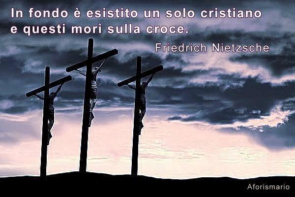 Molto Aforismario®: Cristianesimo e Cristiani - Aforismi, frasi e citazioni HB23