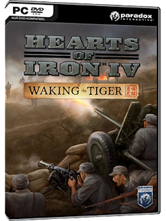 Download Hearts of Iron IV Waking the Tiger (PC) PT-BR