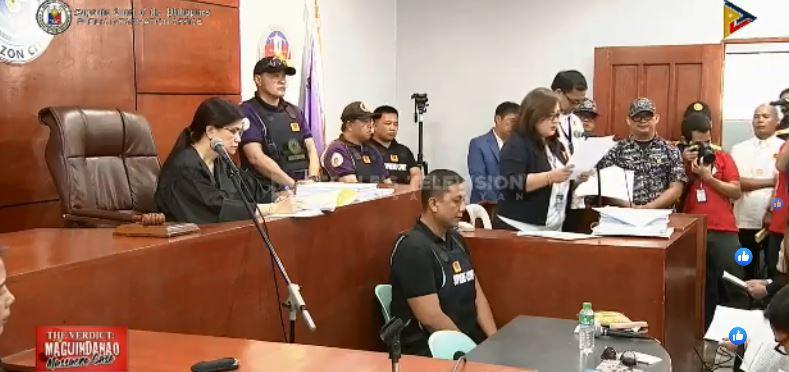 Verdict to the decade-long Ampatuan Massacre announced today!